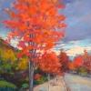 Glowing Fall