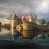 Within the Moat