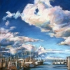 Marina Clouds