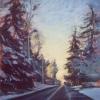 Snowy Morning in Eastmont