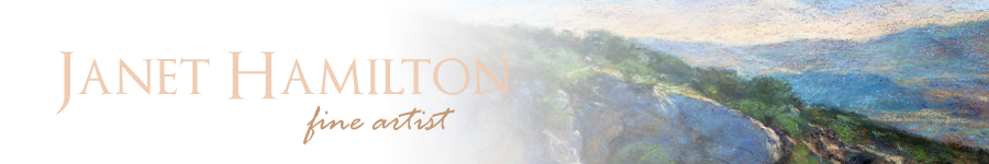 Janet Hamilton - Fine Artist